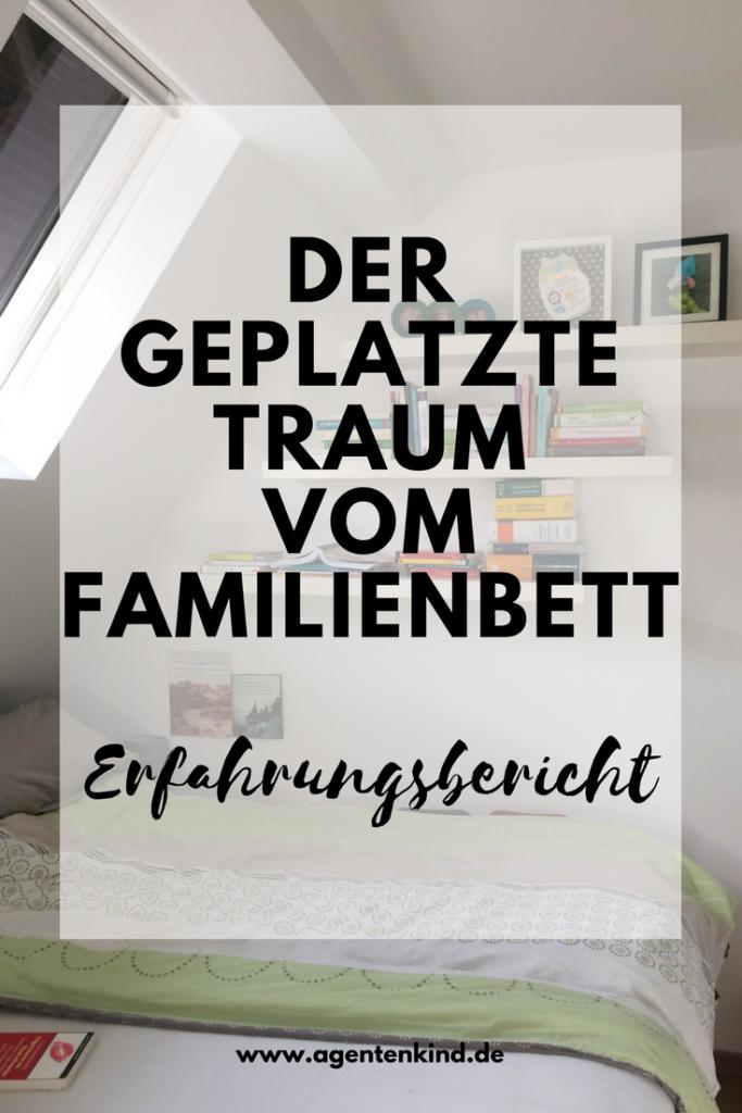 Attachment Parenting Erfahrungsbericht zum Familienbett und was du daraus lernen kannst.