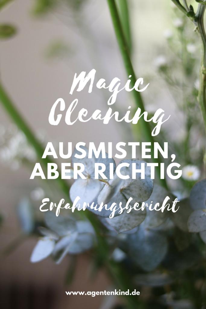 Erfahrungsbericht zu Magic Cleaning von Marie Kondo