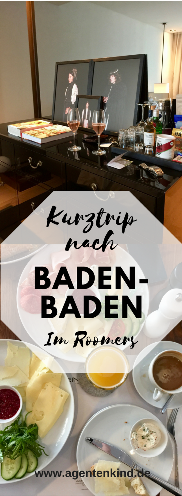 Kurztrip nach Baden-Baden mit Übernachtung im Roomers, ein Erfahrunsbericht mit Tipps zum Wandern, Essen und gut gehen lassen..
