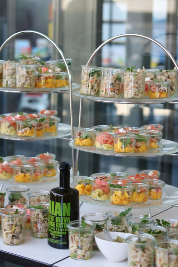 Familycon Mannheim, Bloggerevent, Catering