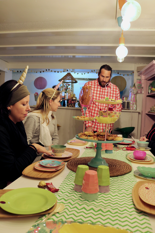 hochstaplerworkshop mit rice bei iris von kitschdeluxe agentenkind. Black Bedroom Furniture Sets. Home Design Ideas