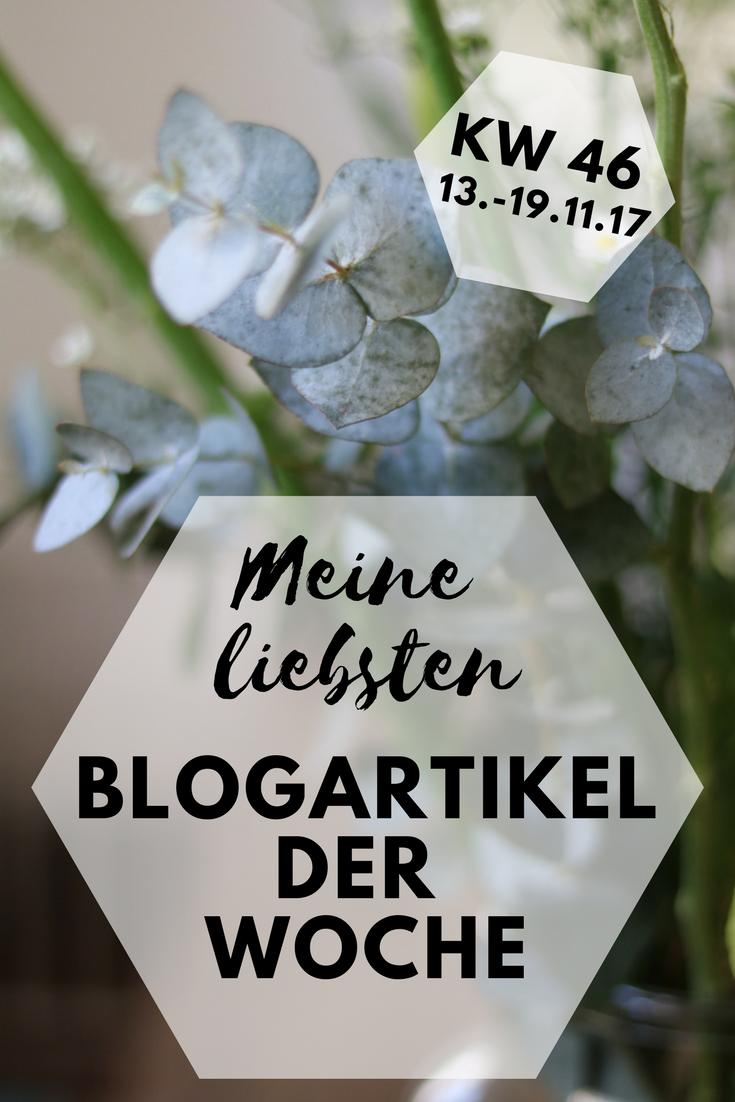 Meine liebsten Blogartikel der Woche:Rezepte für den Winter, Mamakolumne, Fragen an dein Kind, Sichtbarkeit im Netz und die Blogst17