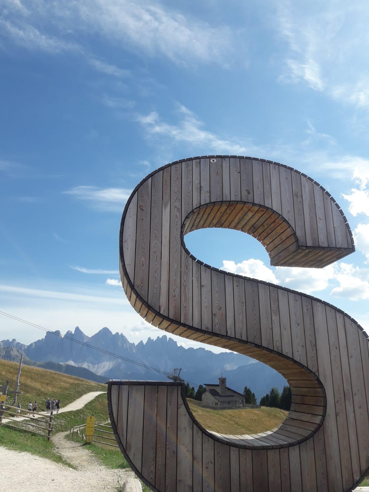 Urlaub in Südtirol, Wandern mit dem Buggy, Woody Walk
