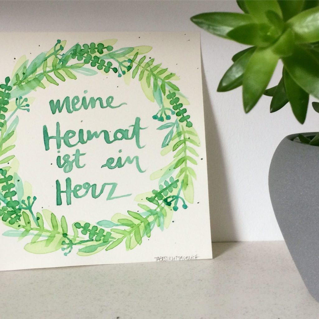 Workshop: Mixed Media Handlettering